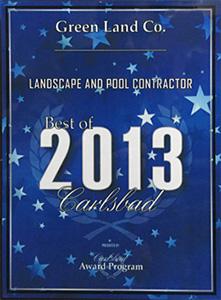 Green Land Co. Award Winning Landscape Contractor